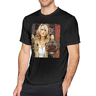 Amazon Miranda Lambert Crazy Ex Girlfriend Mans Light Fit Sports T Shirt Clothing