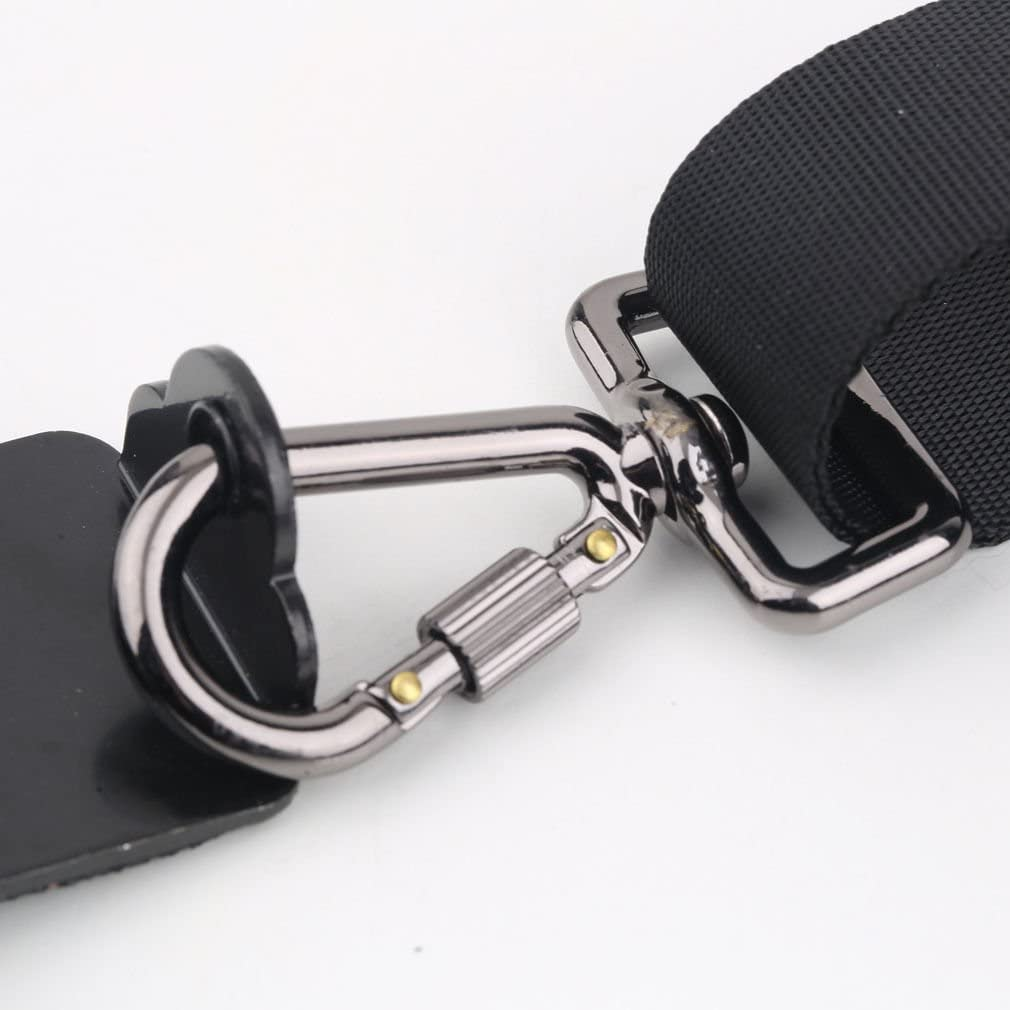 Black Single Shoulder Sling Belt Strap for Sony DSC-HX100V DSC-HX200V