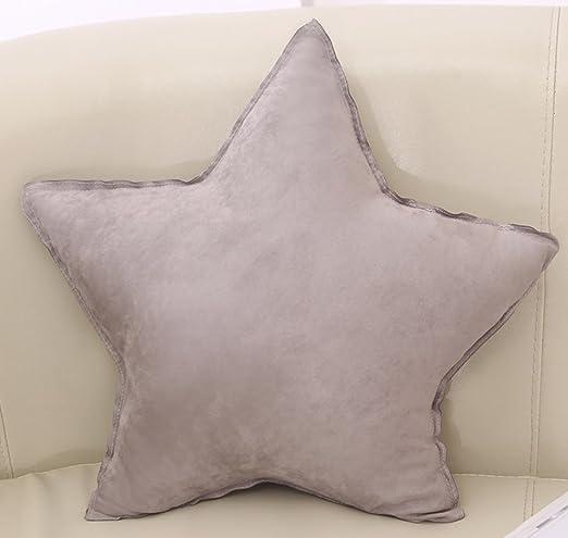 Creative decoración para el hogar cojines estrella de cinco ...