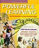 img - for Powerful Learning: What We Know About Teaching for Understanding book / textbook / text book