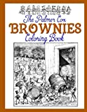 img - for The Palmer Cox BROWNIES Coloring Book book / textbook / text book