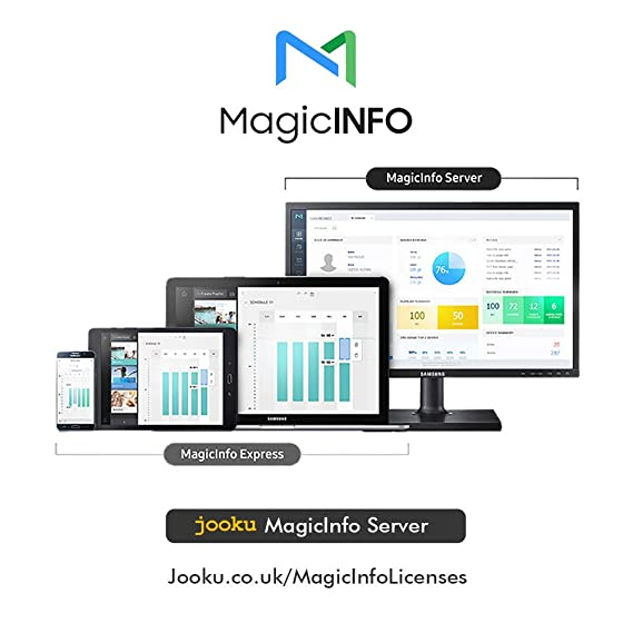 Samsung MagicInfo License - MagicInfo Unified License BW-MIB40PA for