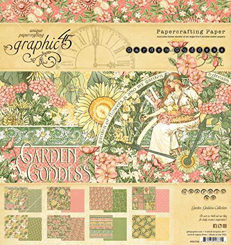 Graphic 45 4501752 GG Paper Pad 8x8