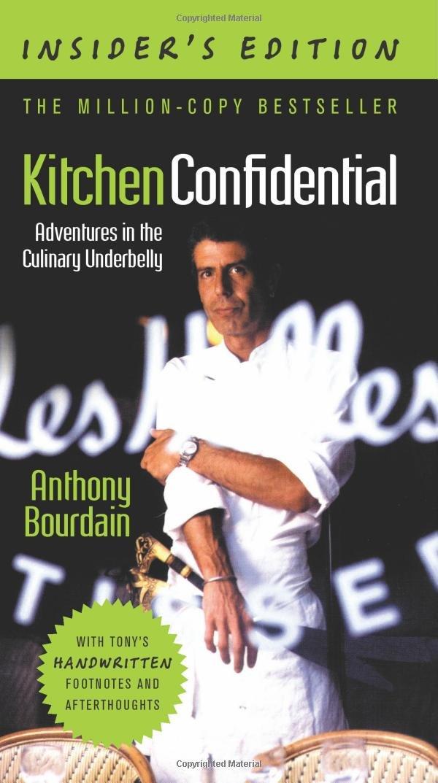 Kitchen Confidential Updated Adventures Underbelly