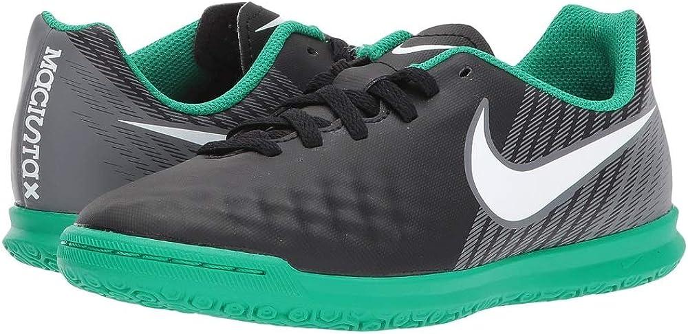 Me preparé Ortografía colección  Amazon.com: Nike JR Magista Ola II IC Soccer Kids Shoes 844423-002,  Black/White-Cool Grey, 5.5 M US Big Kid: Sports & Outdoors