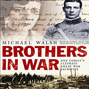 Brothers in War Audiobook