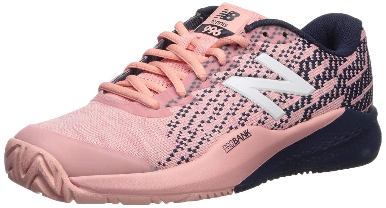 Blanc Peach Pigment New Balance Wc996 B, Chaussures de sports extérieurs femme 41 EU