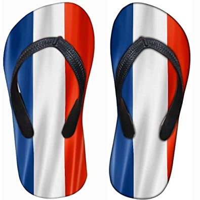 f15e2d3bd Snoogg French Flag 2983 Flip Flop Sandals Beach Summer Slipper For Men    Boys  Amazon.co.uk  Shoes   Bags