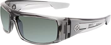 Spy Gafas de Sol Logan, Happy Gray Green/Silver Mirror ...
