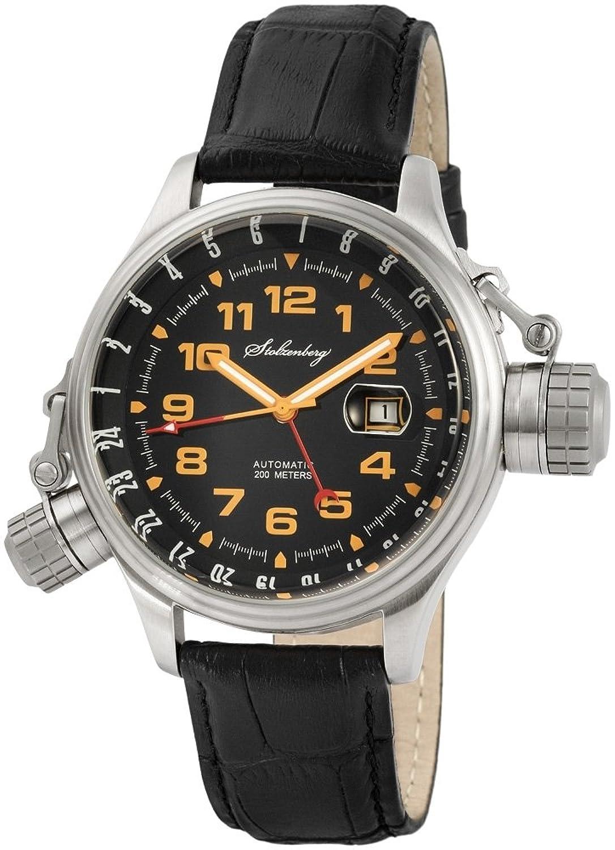 Stolzenberg Herren-Armbanduhr Analog Automatik ST2110290002