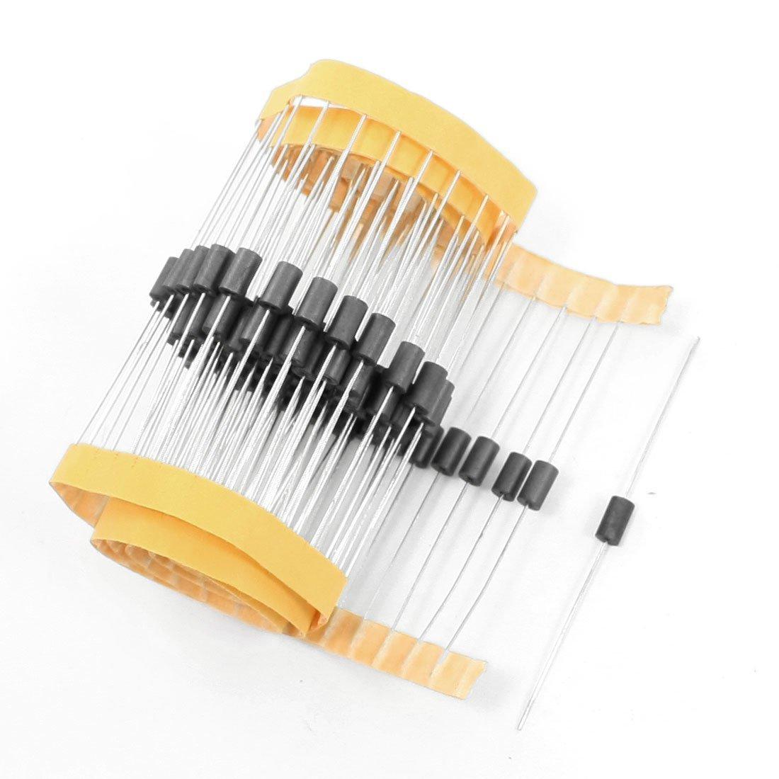 3.5mm x 6mm x 0.8mm Axial Lead Ferrite Beads Inductors 100 Pcs Sourcingmap a13062800ux1033