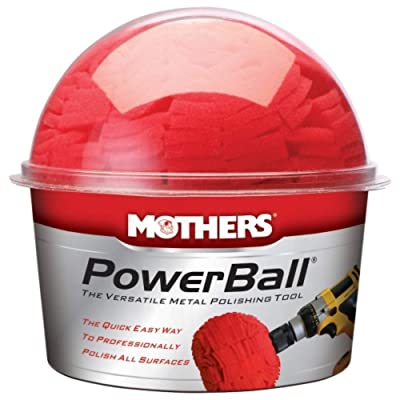 Mothers 05140 PowerBall Metal Polishing Tool: Automotive