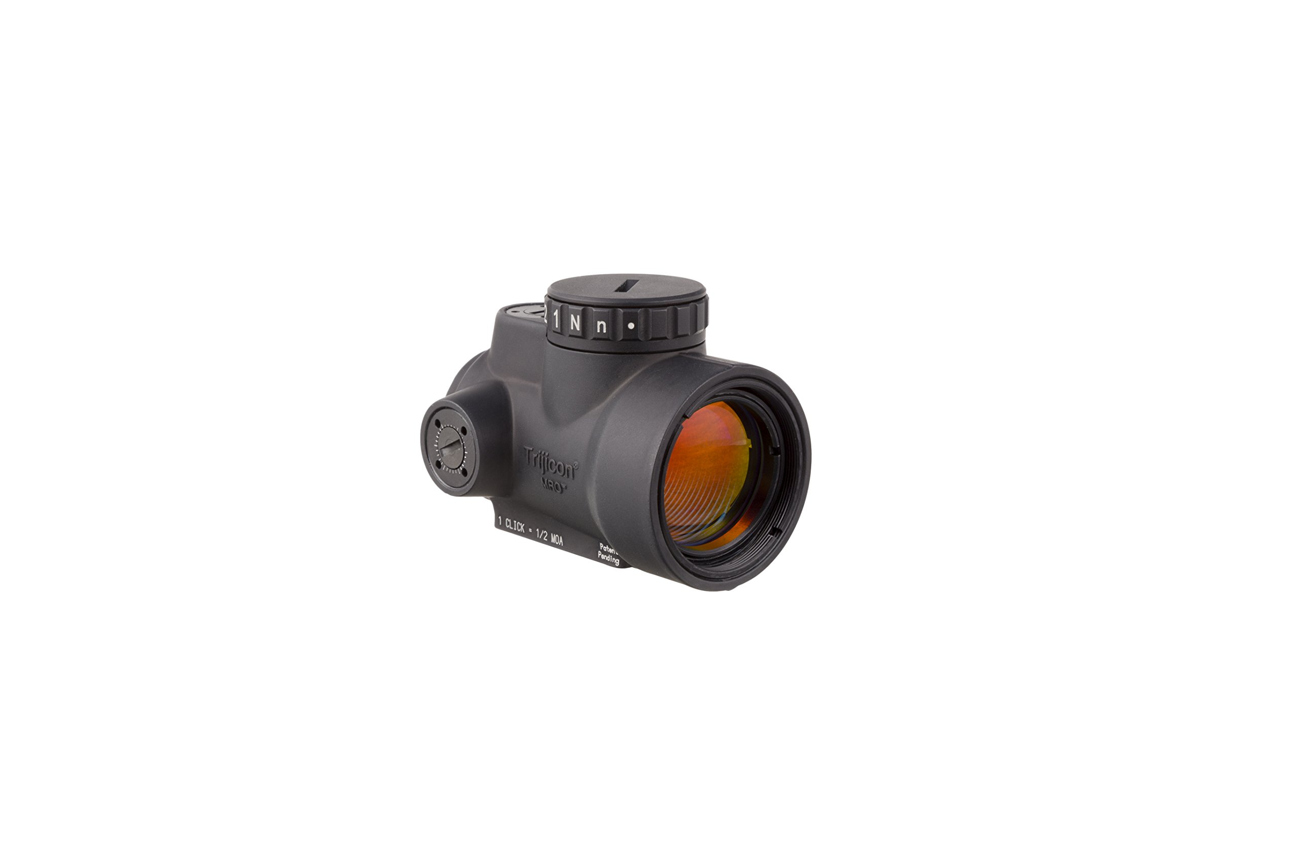 Trijicon MRO-C-2200003 1x25mm Miniature Rifle Optic (MRO) Riflescope with 2.0 MOA Adjustable Red Dot Reticle (Without Mount) by Trijicon (Image #2)