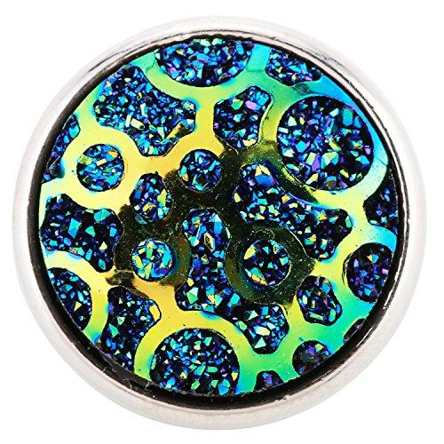 Morella click-button ® femme lot de 3 boutons pression pour bijou glitzerwelt