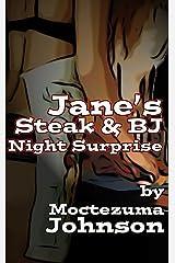 Jane's Steak and BJ Night Surprise: A Futanari Tale