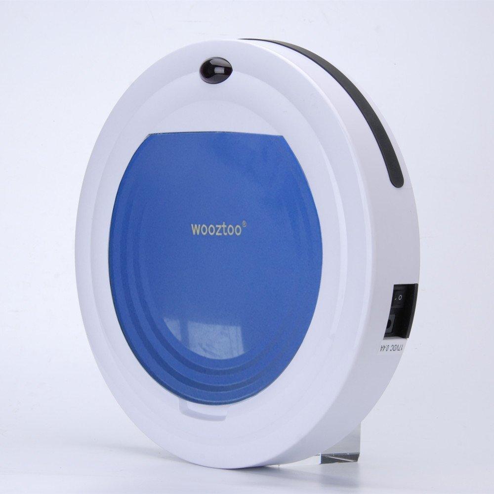 ロボット自動掃除機 小型 自走式ロボットクリーナー センサー感知 段差感知 カーペット掃除 強力吸引 床用 薄型 日本語説明書付 TC-350  B07CB1CB65