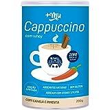 Cappuccino Proteico com Canela e Pimenta Mais Mu 200g, Mais Mu