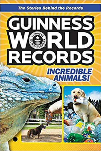|TOP| Guinness World Records: Incredible Animals!. metas mejores source issued Harvard descenso official about