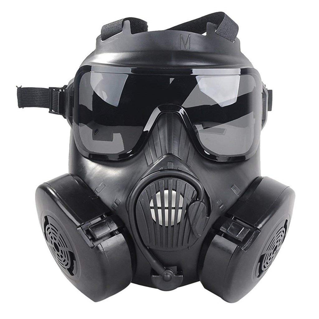 TSenTr CS Masks - Full Face Respirator M50 Gas Mask Protection Medium Masks for Military Enthusiasts by TSenTr