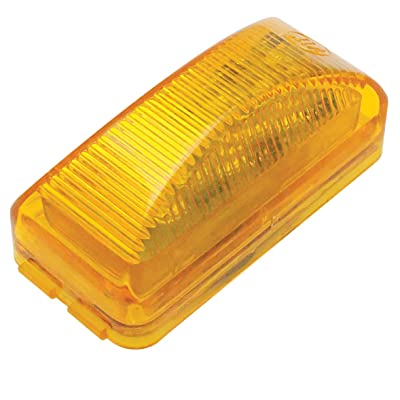 Kaper II 1A-S-1238A Amber LED Marker/Clearance Light: Automotive
