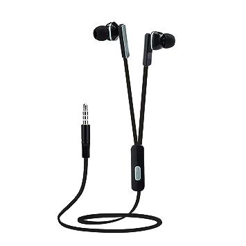 Leedford - Auriculares Bluetooth inalámbricos con micrófono y ...