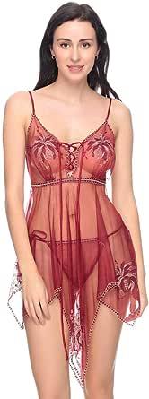 Lea Lingerie Bra For Women Size Xl - Color Red