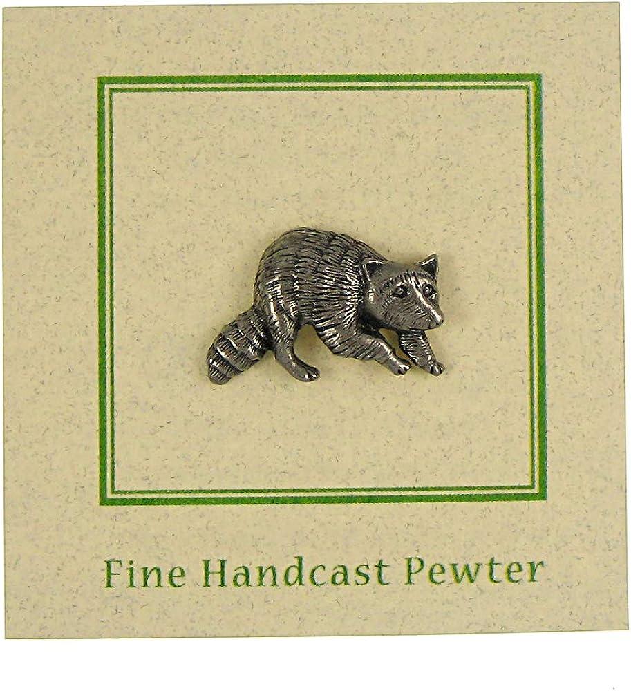 Jim Clift Design Racoon Lapel Pin