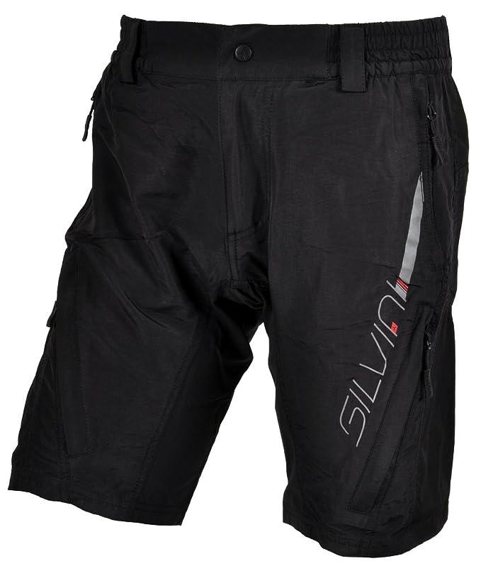 1 opinioni per SILVINI MAGO Pantaloncini da ciclismo/MTB per uomo