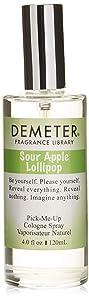 Demeter Sour Apple Lollipop Cologne Spray for Women, 4 Ounce