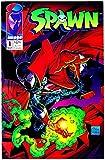 Spawn, #1 (Comic Book)