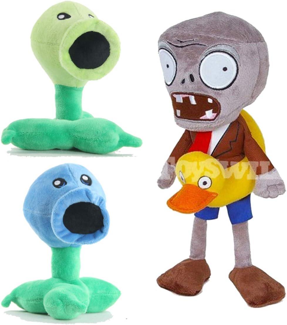 Lots Of Styles New Games Plants VS Zombies 3 Soft Plush Stuffed Dolls Toys PVZ