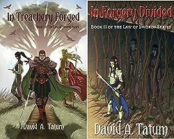 The Law of Swords (2 Book Series) by  David A Tatum David A. Tatum