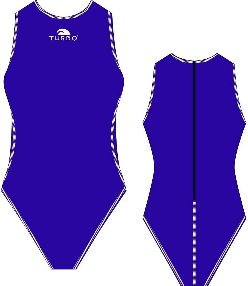 Turbo Mujer Pelotas de Agua de Traje Azul – Water Polo WP Bañador ...