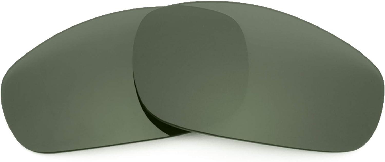 Revant Verres de Rechange pour Oakley Fives 4.0 - Compatibles avec les Lunettes de Soleil Oakley Fives 4.0 Gris Vert - Non Polarisés