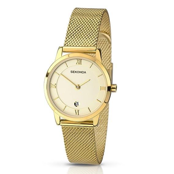 52f123a0d894 SEKONDA 2103.27 - Reloj de Cuarzo para Mujeres