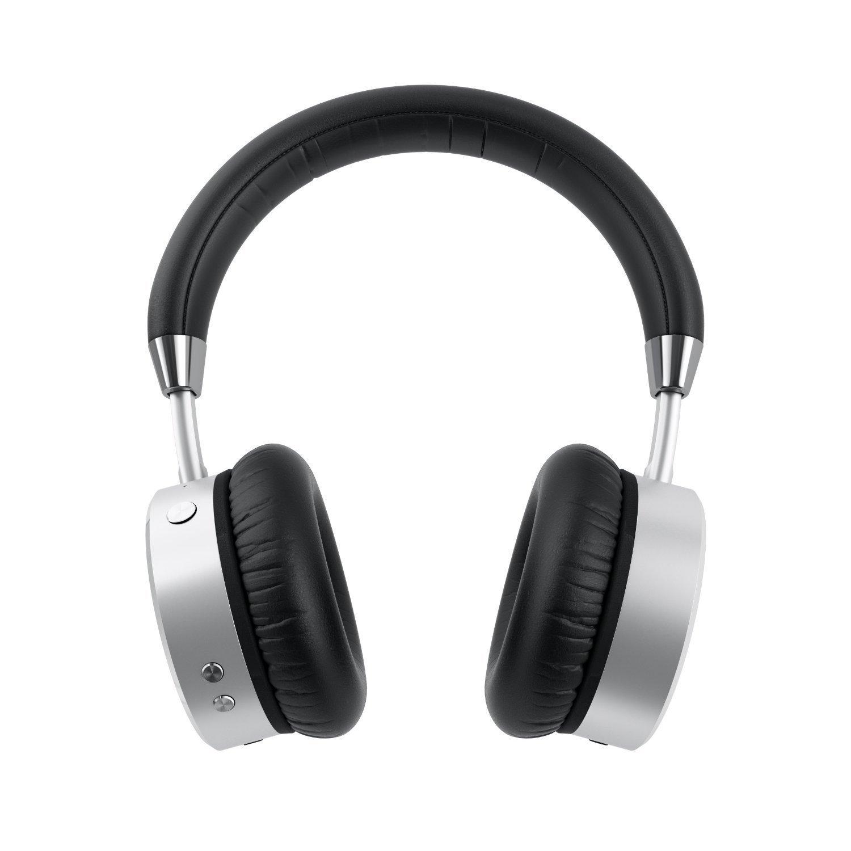 SATECHI Auriculares Inalámbricos Bluetooth de Aluminio con Bajos Mejorados Jack de Salida de Audio de 3.5mm Compatible con iPhone X/XS/XS MAX/XR/8+/8, ...