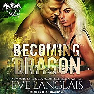 Becoming Dragon Audiobook