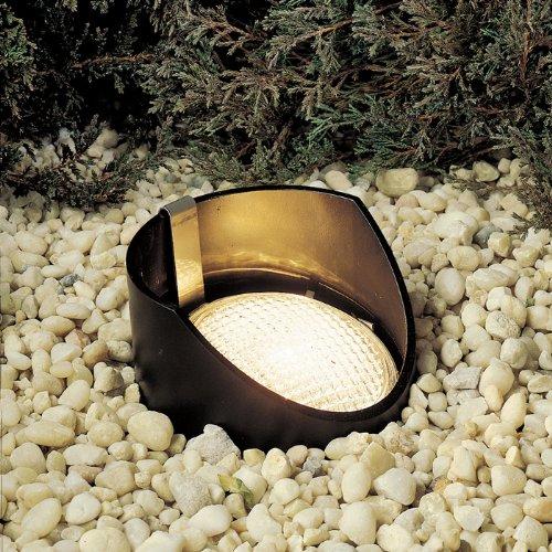 Kichler 15088BK12 One Light In-Ground (12 Pack) by Kichler Lighting