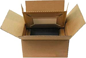 Universal Laptop Shipping Box w/Retention Insert (1)