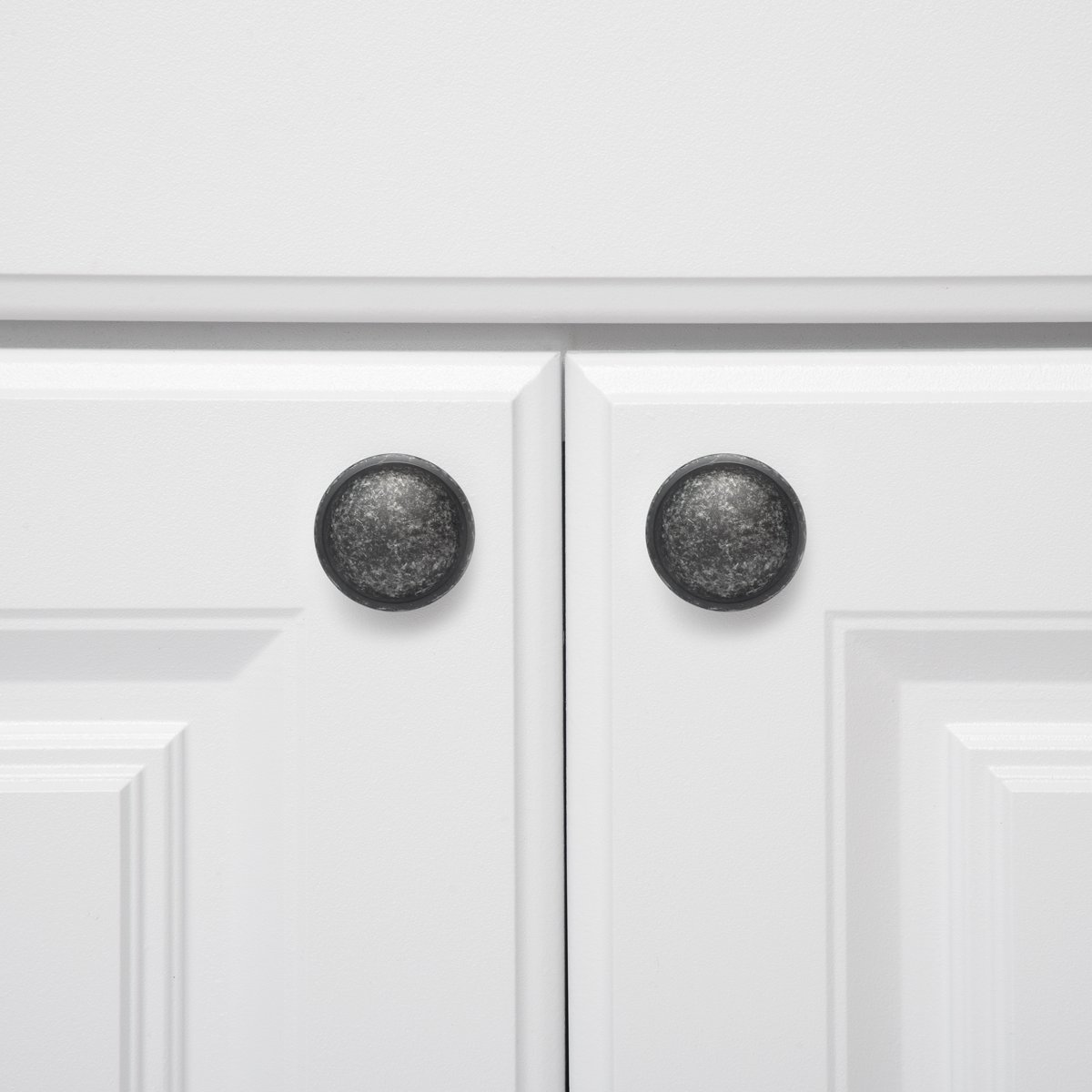 1.19 Diameter 25-Pack Oil Rubbed Bronze Basics Mushroom Cabinet Knob