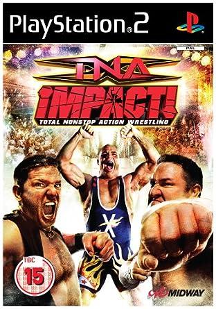 TNA Impact (PS2): Amazon co uk: PC & Video Games