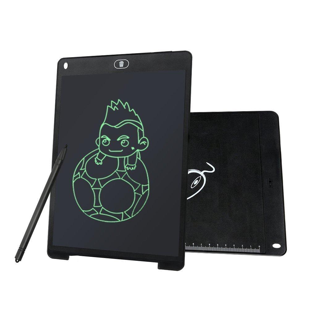 Digitale LCD writing tablet 30,5cm elettronico di arte grafica Board Doodle scribble Pad durevole portatile mini lavagna con blocco schermo + stylus per bambini, adulti ufficio A-shopbuy