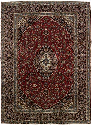 - Admin Rugs Traditional S Antique Handmade Red Kashan Persian Style Rug Oriental Area Carpet 9X12