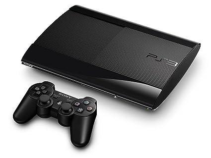 Playstation 3 Konsole Super Slim 12 Gb Inkl Dualshock 3 Wireless