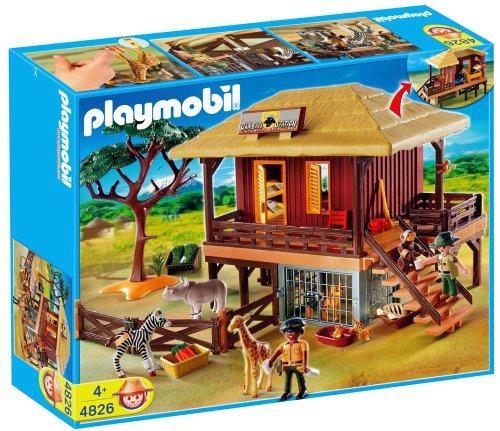 Playmobil-626693-Selva-Refugio-Animales-Salvaje