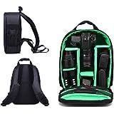 Perman Camera Waterproof Backpack Bag DSLR Case for Canon Nikon Sony SLR Camera