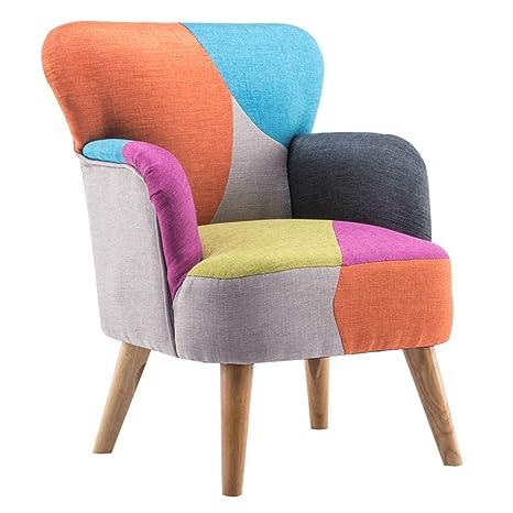 Enjoyable Amazon Com Lxla Kids Sofa Children Armchair Single Andrewgaddart Wooden Chair Designs For Living Room Andrewgaddartcom