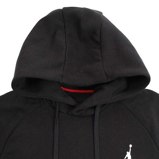 ae224955c51b69 Jordan Jumpman Air Men s Fleece Pullover Hoodie at Amazon Men s Clothing  store