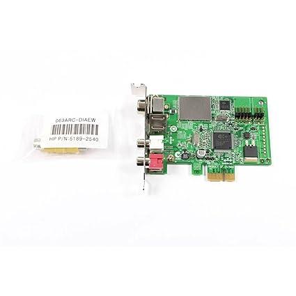 HP Pavilion HDX9301XX AVerMedia TV Tuner Card Mac