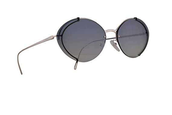 Amazon.com: Prada PR60US - Gafas de sol, color plateado ...